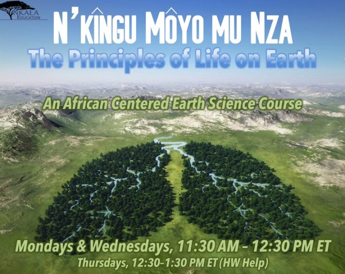 African Centered Earth Science